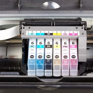 インクジェット方式コピー機・複合機のシェア