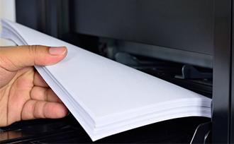 コピー用紙のサイズ・厚さ一覧&よく使用される印刷用紙の種類
