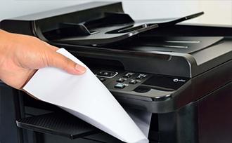 コピー機・複合機の紙詰まりの原因と直し方