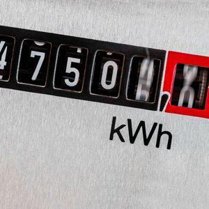 電力の消費レベル