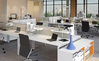 オフィスの家具選びとレイアウトで業務効率化