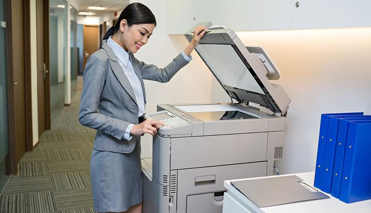 文書をスキャンして pdf に変換する方法